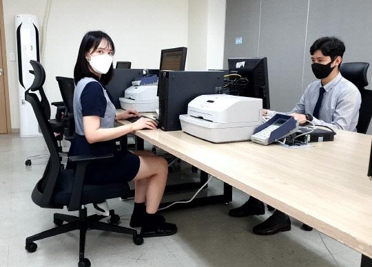 """JT저축은행, `그린가드` 사무기구 도입...""""친환경 업무공간 조성"""""""